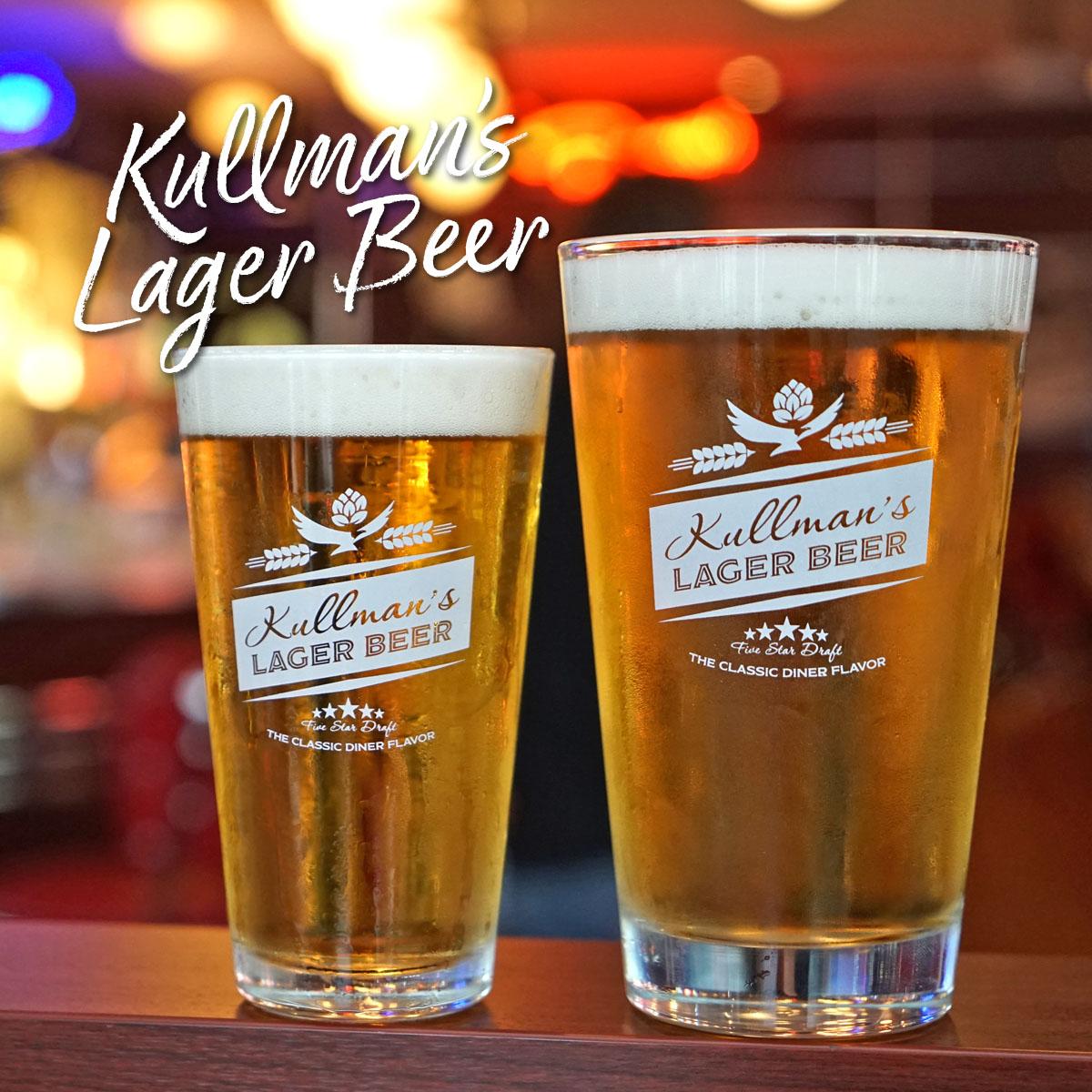 Kullman's Lager Beer