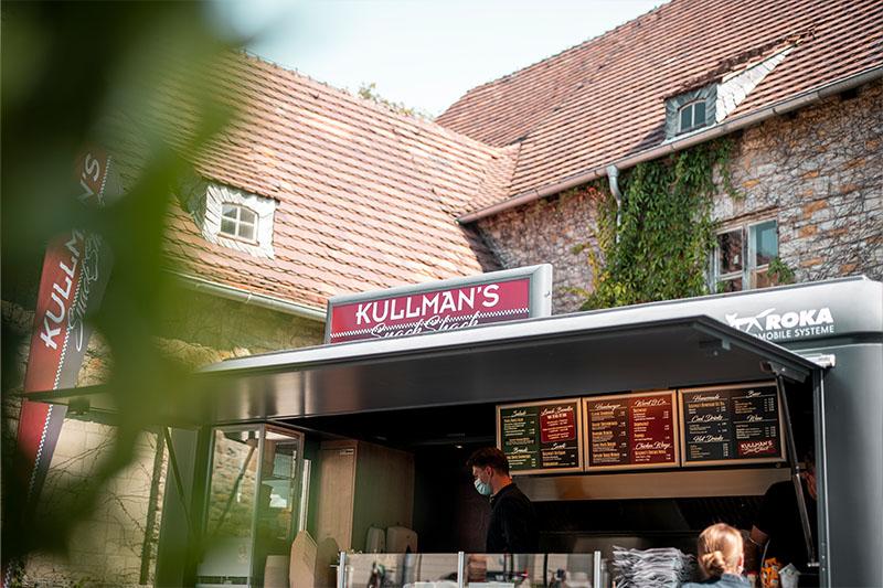 Kullman's Snack Shack Kitzingen