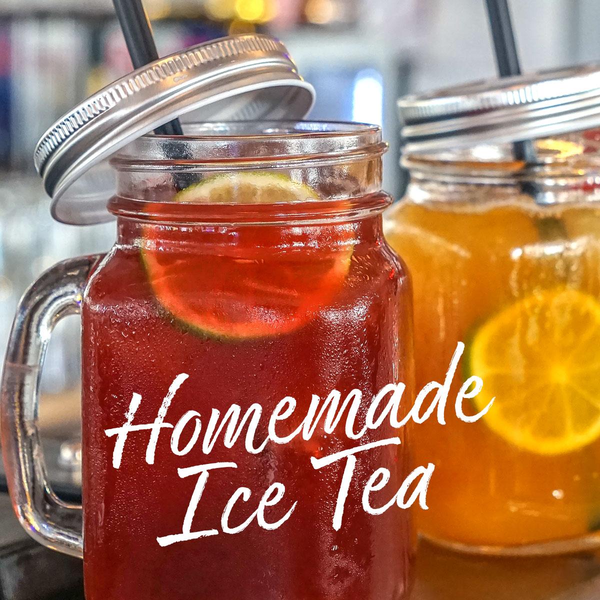 Homemade Ice Tea II